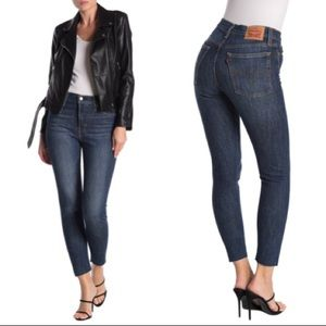 LEVI'S WEDGIE Skinny Jeans NWT 8/29 From the Block